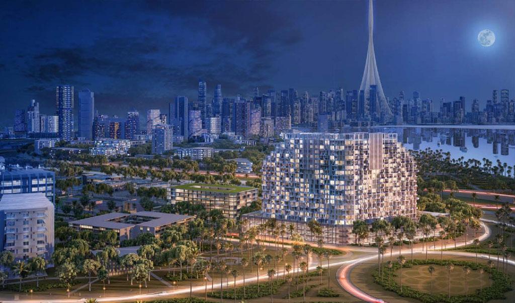 Dubai Health Care City - Farhad-Azizi
