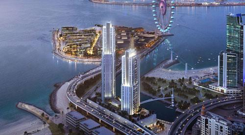 Dubai Marina 52-42 Tower