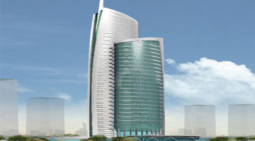 Most trusted Property Developers in Dubai - Almas-Tower