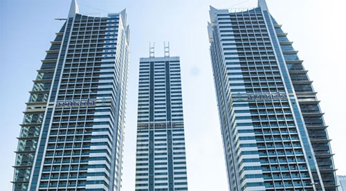 Most trusted Property Developers in Dubai - armada tower