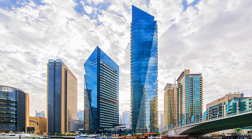 Silverene-Towers