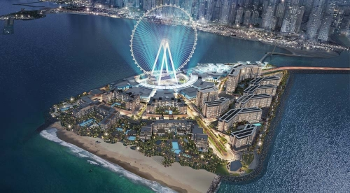 Most trusted Property Developers in Dubai - Blue-Waters-Main