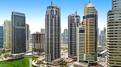 Most trusted Property Developers in Dubai - Green-Lake-Towers